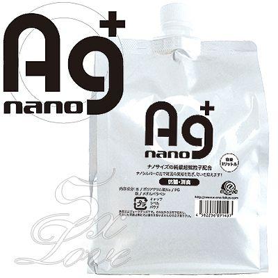 :日本A-ONE*Ag 銀離子抗菌消臭潤滑液(1L環保包)
