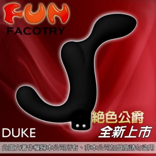 :德國FUN FACTORY*毀滅公爵杜克男性前列腺按摩器-黑色