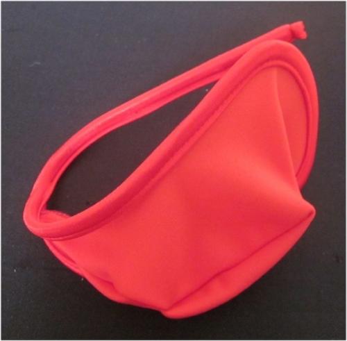 男性豪氣隱形C字褲 (紅)
