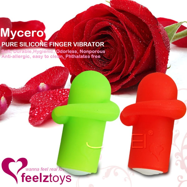 荷蘭feelztoys*Mycero高級手指震動器2入