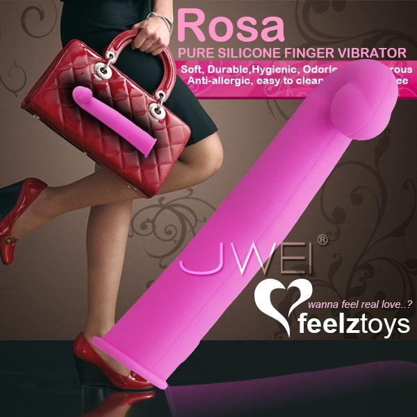 荷蘭feelztoys*Rosa 魔幻靈指G點震動器