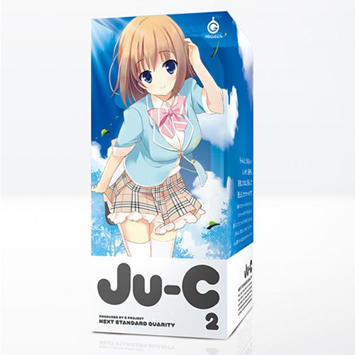 :日本EXE*Ju-C 2 雙層構造自慰器