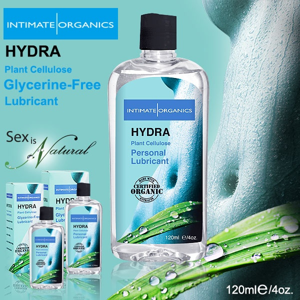 加拿大Intimate*HYDRA天然植物纖維潤滑液(120ml)