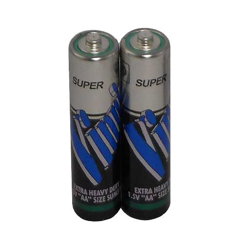 【Vinnic】3號環保碳鋅電池 (2顆入) 更持久耐用