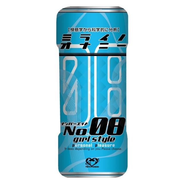 日本NPG*科學杯NO.8 大顆粒多重快感設計