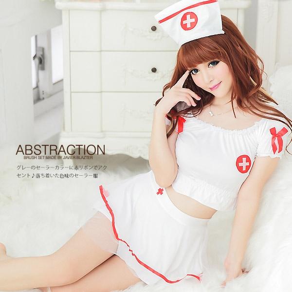 :愛情診所-甜心護士服