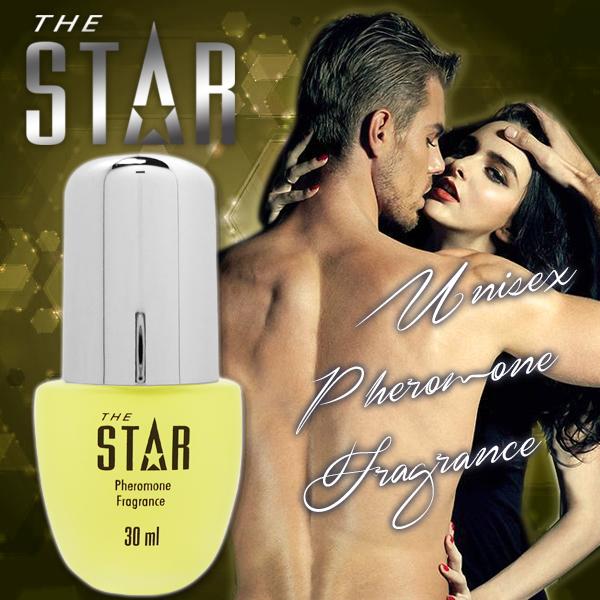 STAR費洛蒙中性香水-30ml-精裝