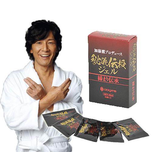 日本原裝 加藤鷹秘儀伝授--- ~締--伝承~ 10ml x 5包入