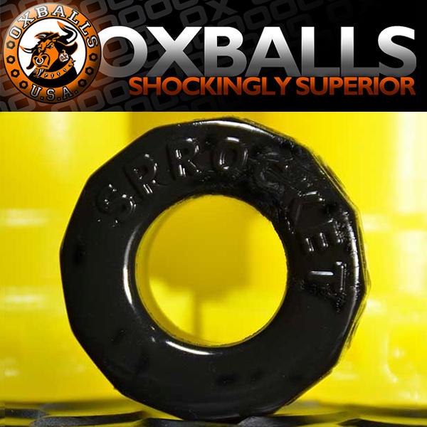 Atomic Jock 鏈輪套環 (黑)