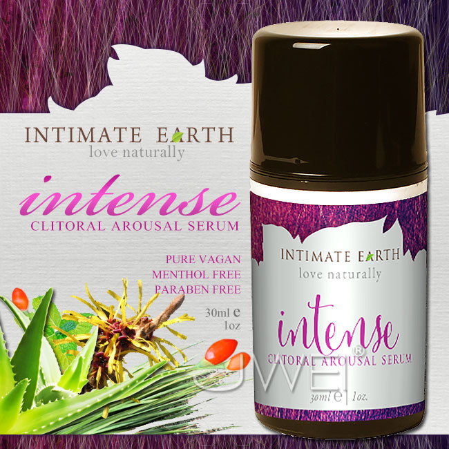 美國Intimate-Earth.Intense Clitoral gel 女性蜜豆刺激凝露 (30ml)