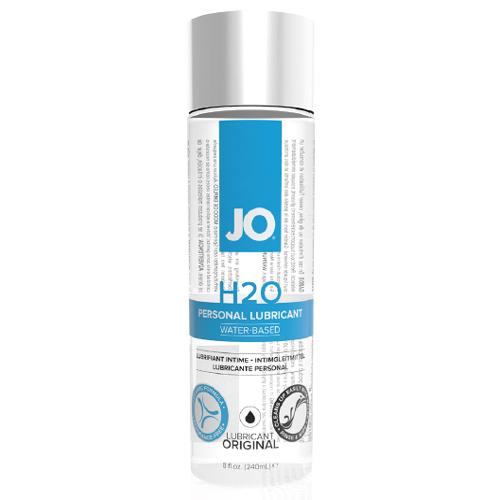 :美國JO*JO H2O Lubricant 水溶性潤滑液8 floz - 240 mL