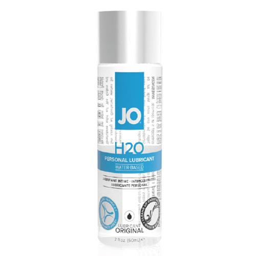 美國JO*H2O Water Based水溶性潤滑液_2 floz - 60 mL
