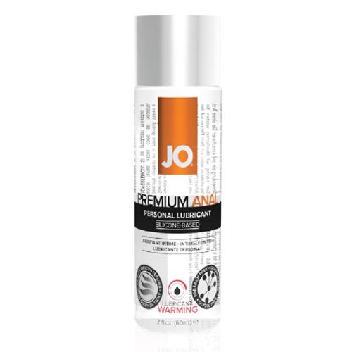 美國JO*ANAL高級防水潤滑液2 floz - 60 mL後庭專用_熱感型