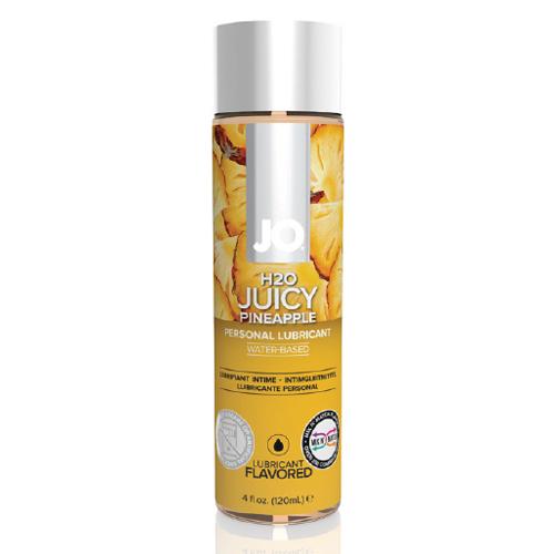 美國JO*NEW H2O Pineapple 潤滑液-鳳梨口味(可當口交液) 1 floz - 30 mL