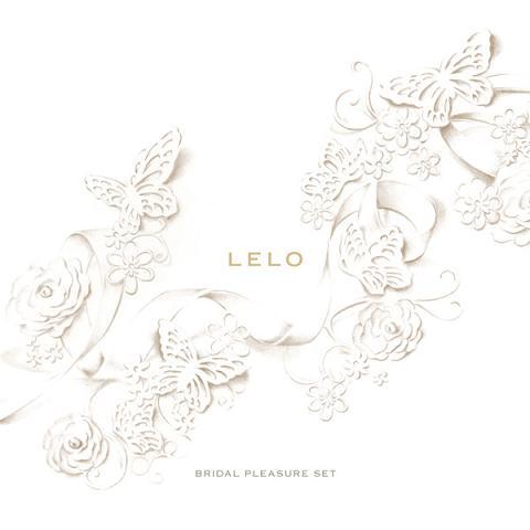 瑞典LELO*BRIDAL PLEASURE SET 愛情的新婚禮物