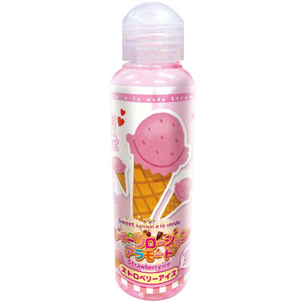 日本Tama Toys*-------------- --------- 潤滑液120ML (草莓冰淇淋)