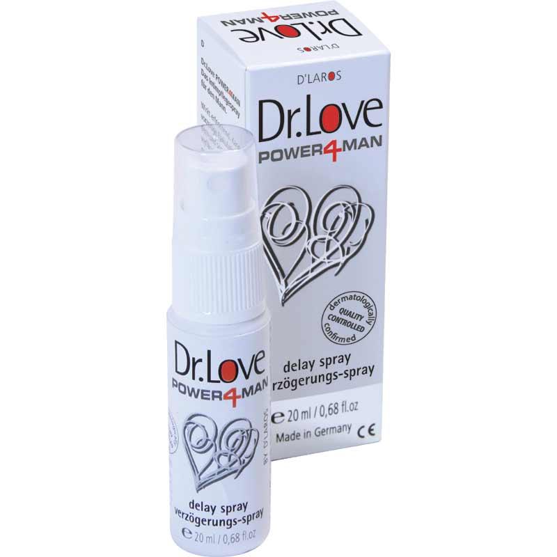 :Dr. Love Delay Spray親蜜愛人 天然延時鎖精噴霧20ml