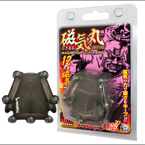 日本A-one*JIKIMARU-磁-丸- 男用套環