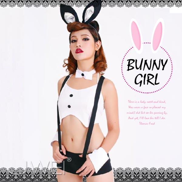 俏皮魔兔.酒吧兔女郎角色制服