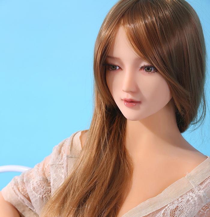 氣質人妻Tangtang糖糖.全實體矽膠不銹鋼變形骨骼娃娃 真人版168公分