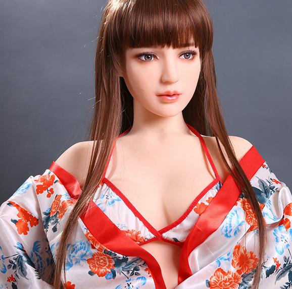 日本歌姬Yiyoulan邑由蘭.全實體矽膠不銹鋼變形骨骼娃娃 真人版168公分