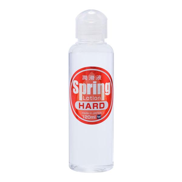 日本NPG*Spring春意硬質潤滑液_120ml(紅)